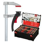 BESSEY® Kliklamp Hightech-Hebelzwinge