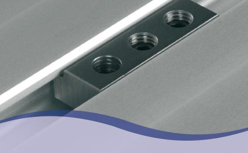 Sliding table accessories